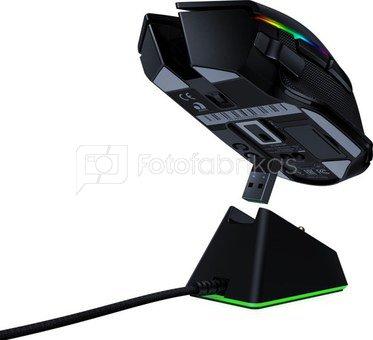 Razer Basilisk Ultimate & Mouse Dock Gaming mouse, Wireless, Black