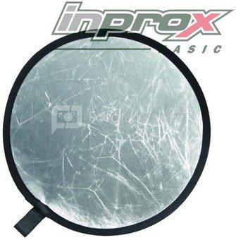 Reflektorius Inprox Basic Silver/White 110cm