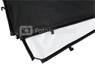 Lastolite SkyRapid Fab 110x200cm juoda/balta