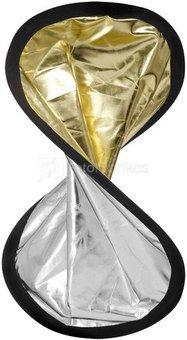 Walimex silver/gold, 30cm