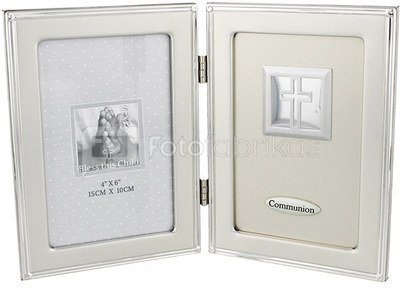 Rėmelis 10x15 cm 1-os komunijos nuotraukai CG1384COM H:18 W:25 cm isp.