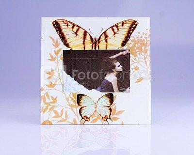 Rėmelis 10x15 cm su drugeliais 23211