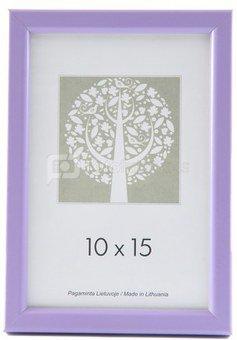 Rėmelis 15x21 plast 1303041 Aura alyvinis | 14mm