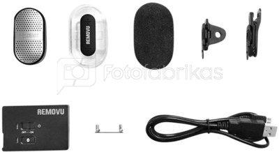 Removu Microphone Set A1+ M1 for GoPro Hero 3+ / 4
