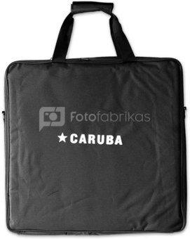 Caruba RGB Round Vlogger 18 inch LED set met tas   White