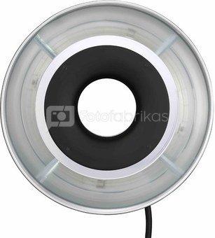 Godox Ring Flash Reflector for R1200 Silver