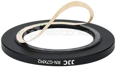 JJC RN G7XM2 Filter Adapter & Lens Cap Kit
