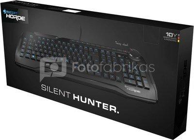 Roccat keyboard Horde RU, black