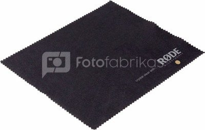 Rode cleaning cloth Crystal Clear