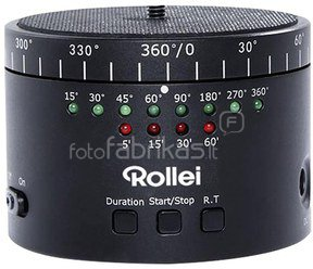 Rollei ePano II motorized Swivel Head 360 DSLR