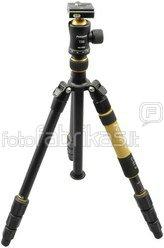 Rollei Fotopro C5i II + T3S gold
