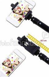 Rollei Selfie Clip Smartphone Mount black
