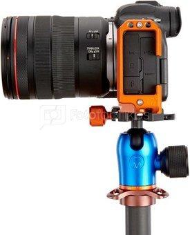 3 Legged Thing Roxie L Bracket Grijs   for Canon R5/R6