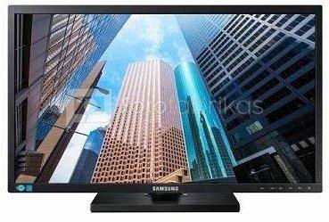 """S24E450F - LED - 24"""" - 1920x1080 (16:9) TN 250 cd/m2 1000:1 5ms VGA DVI HDMI USB HAS - matte black"""