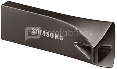 SAMSUNG Bar Plus 64GB USB 3.1 Flash Drive in Grey MUF-64BE4/APC