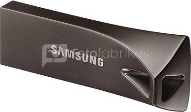 Samsung BAR Plus MUF-256BE4/APC 256 GB, USB 3.1, Grey