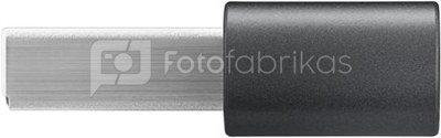 Samsung FIT Plus MUF-256AB/APC 256 GB, USB 3.1, Black/Silver