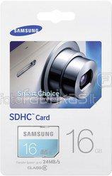 Samsung SDHC Class 6 16GB