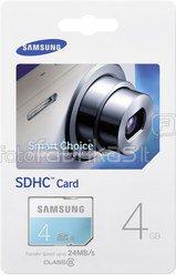Samsung SDHC Class 6 4GB