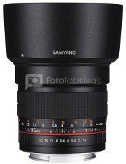 Samyang 85mm F1.4 AS IF UMC, Canon EF