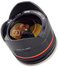 Samyang 8mm F2.8 UMC II Fisheye