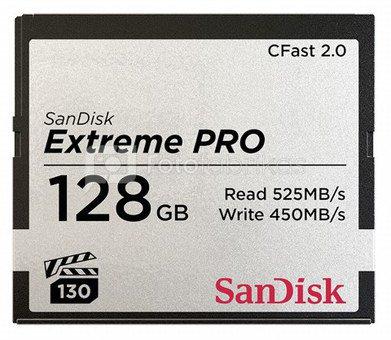 SanDisk CFAST 2.0 VPG130 128GB Extreme Pro SDCFSP-128G-G46D