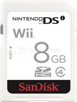 SanDisk SD Gaming 8GB SDSDG-008G-B46