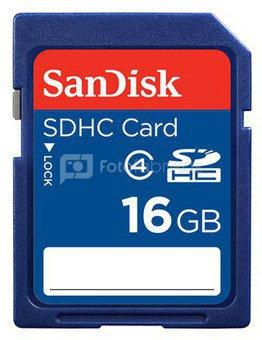 SanDisk SDHC Card 16GB SDSDB-016G-B35