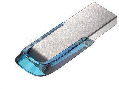 Sandisk Ultra Flair 64 GB, USB 3.0, Blue