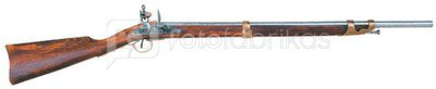 Šautuvas 1037 Prancūzų karabinas Napoleono laikų 1806 m 113cm