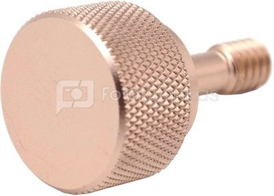 """Caruba schroef 1/4"""" male met grip   extra lang (reserveschroef tbv top handle)"""