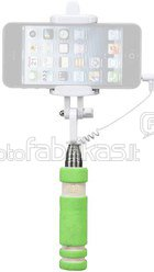 selfieMAKER SMART micro grün mit Kabelauslöser