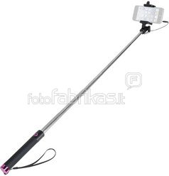 selfieMAKER SMART Paris pink with Cable Release