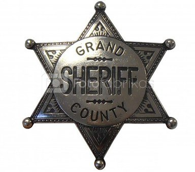 Šerifo ženkliukas 6.9 cm 113/NQ DENIX