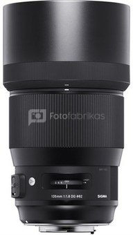 Sigma 135mm F1.8 DG HSM Art (Canon)