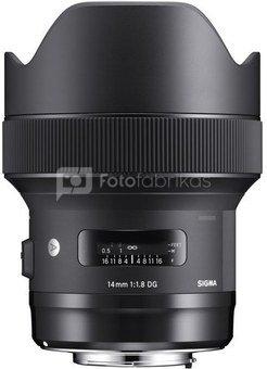 Sigma 14mm F1.8 DG HSM Art L-mount