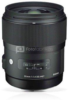 Sigma 35mm F1.4 DG HSM Art (Canon)