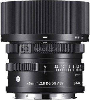 Sigma 45mm. f/2.8 DG DN C (Sony) (Demo)