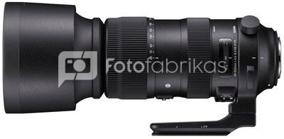 Sigma 60-600mm F4.5-6.3 DG OS HSM Sport (Canon)