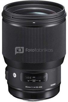 Sigma 85mm F1.4 DG HSM Canon [ART]