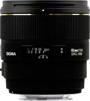 Sigma EX 1,4/85 DG HSM NAFD