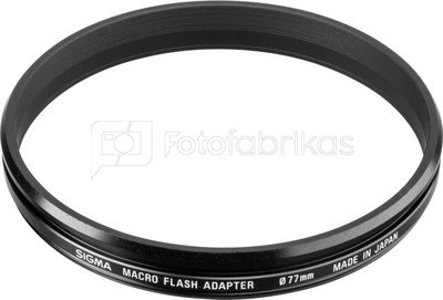 Sigma Macro Flash Adaptor 77
