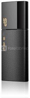 SILICON POWER 128GB, USB 3.0 FlASH DRIVE, BLAZE SERIES B05, BLACK