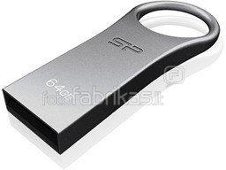 SILICON POWER 16GB, USB 2.0 FLASH DRIVE Firma F80,Silver