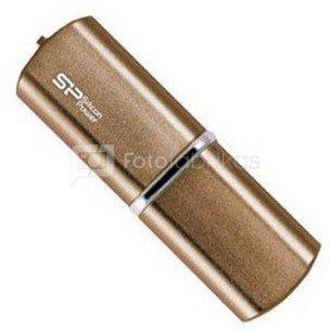 SILICON POWER 16GB, USB 2.0 FLASH DRIVE LUXMINI 720, BRONZE