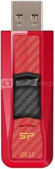 SILICON POWER 16GB, USB 3.0 FLASH DRIVE, BLAZE SERIES B50, RED