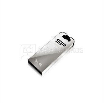 SILICON POWER 16GB, USB 3.0 FlASH DRIVE, Jewel J10, BLACK