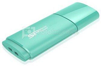 SILICON POWER 32GB, USB 2.0 FLASH DRIVE ULTIMA U06, BLUE