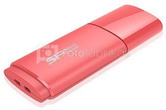SILICON POWER 32GB, USB 2.0 FLASH DRIVE ULTIMA U06, PINK