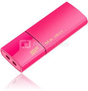 SILICON POWER 32GB, USB 3.0 FlASH DRIVE, BLAZE SERIES B05, PEACH